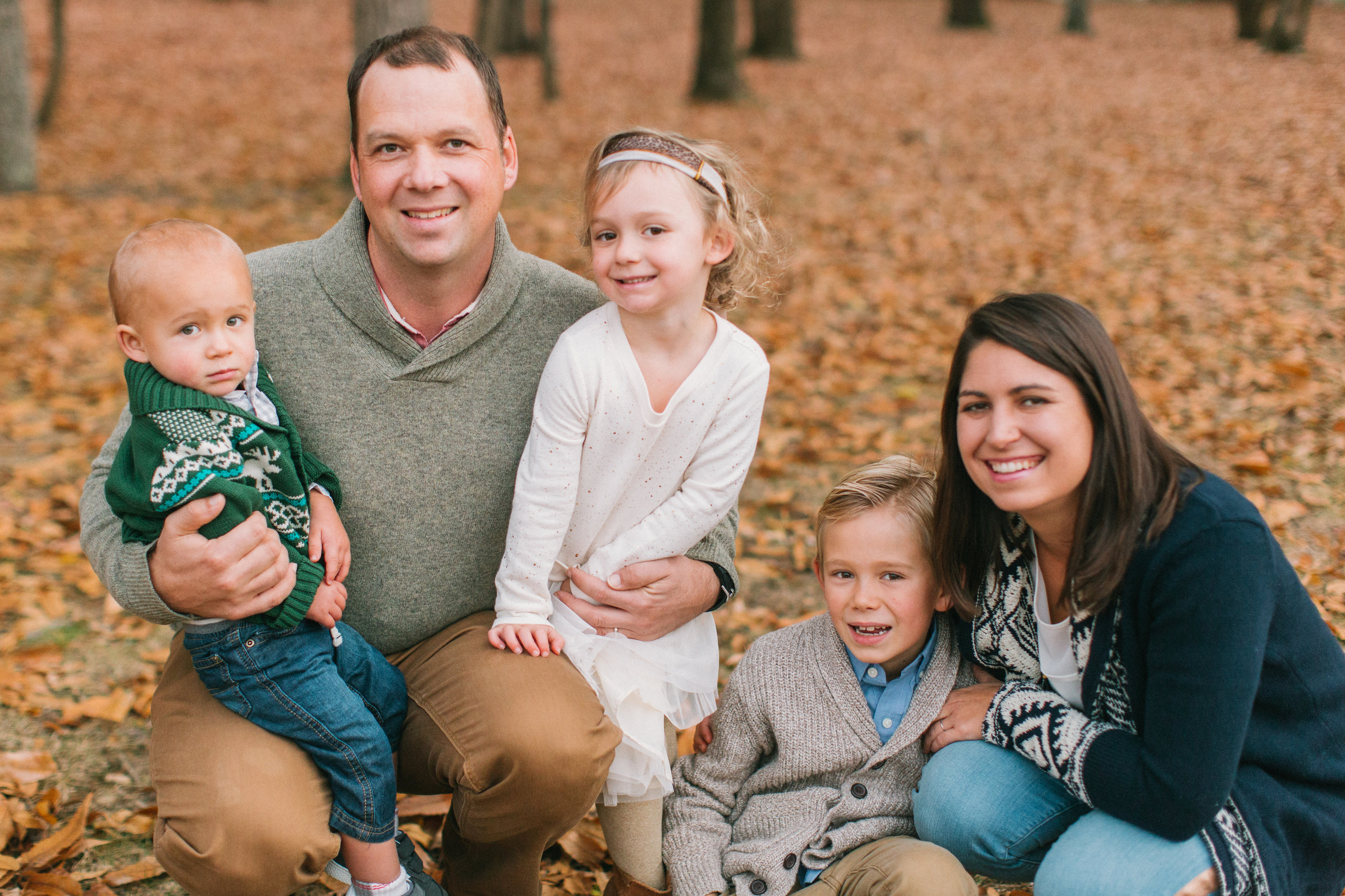 Wilkerson Family